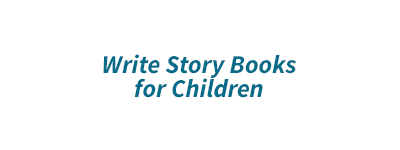 Write Story Books for Children – online course in writing stories