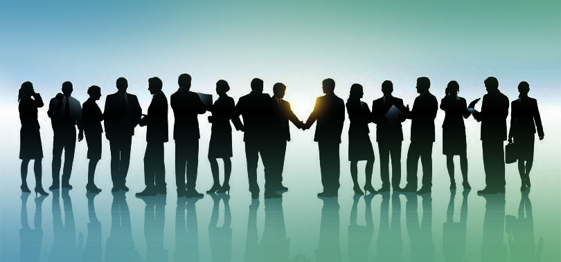 Image of business people for Association Membership